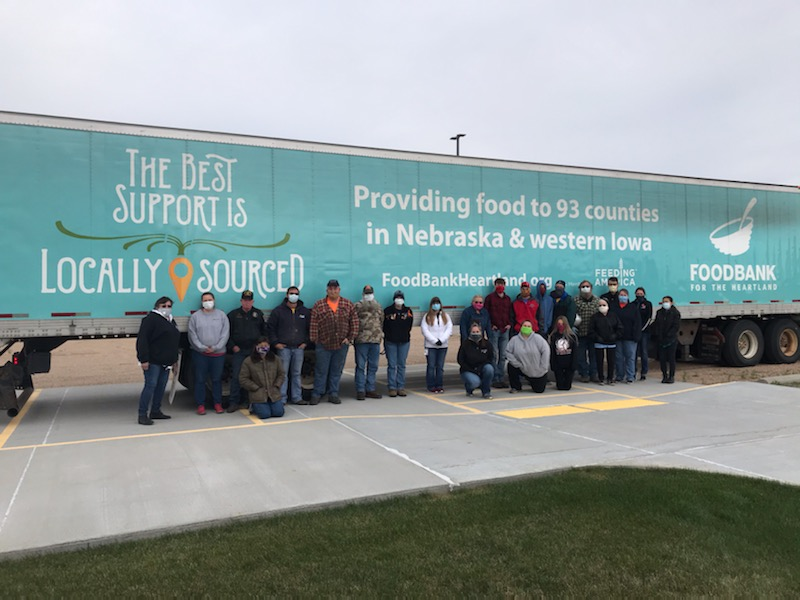Mobile Food Pantry in Mason City May 21 Following Successful Distribution in Broken Bow