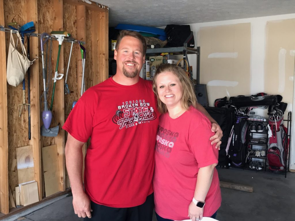 Broken Bow Couple Moving to North Platte to Continue Careers in Education