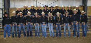 MPCC Rodeo Team finishes strong after only half a season