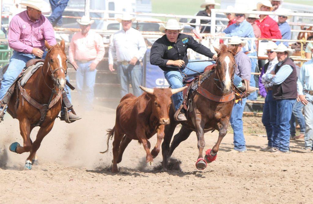 "Nebraska High School Rodeo Returns with ""Practice Rodeos"" at Harrison"
