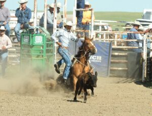State High School Rodeo Finals in Burwell