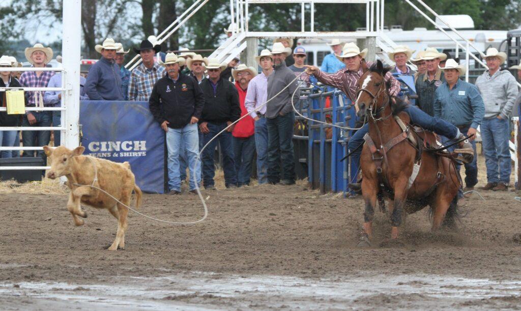 Nebraska State High School Finals Rodeo – 1st Go Results