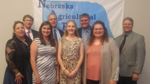 Burwell FFA Advisor And Mullen Ag Teacher Recognized In NCTA Dean Letter