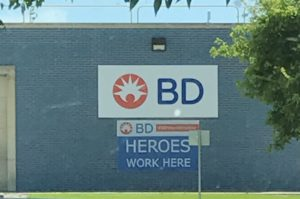 BD in Broken Bow to Furlough 160 Employees