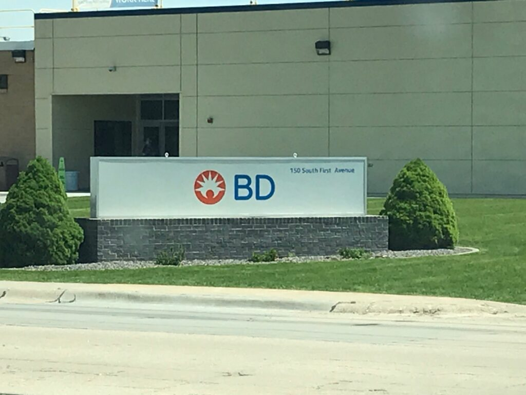 BD in Nebraska Partnering with U.S. Govt. for Increased Injection Device Production