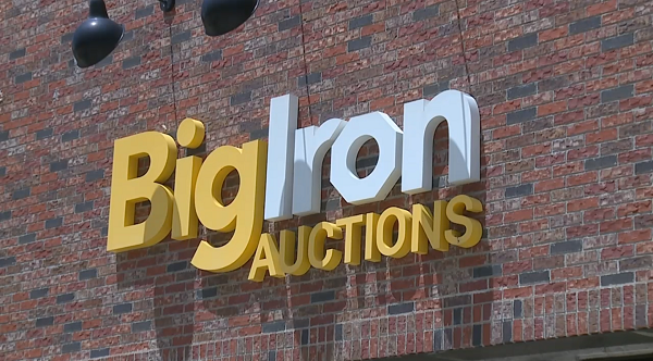 BigIron says online auctions allowed business to continue, despite lockdown