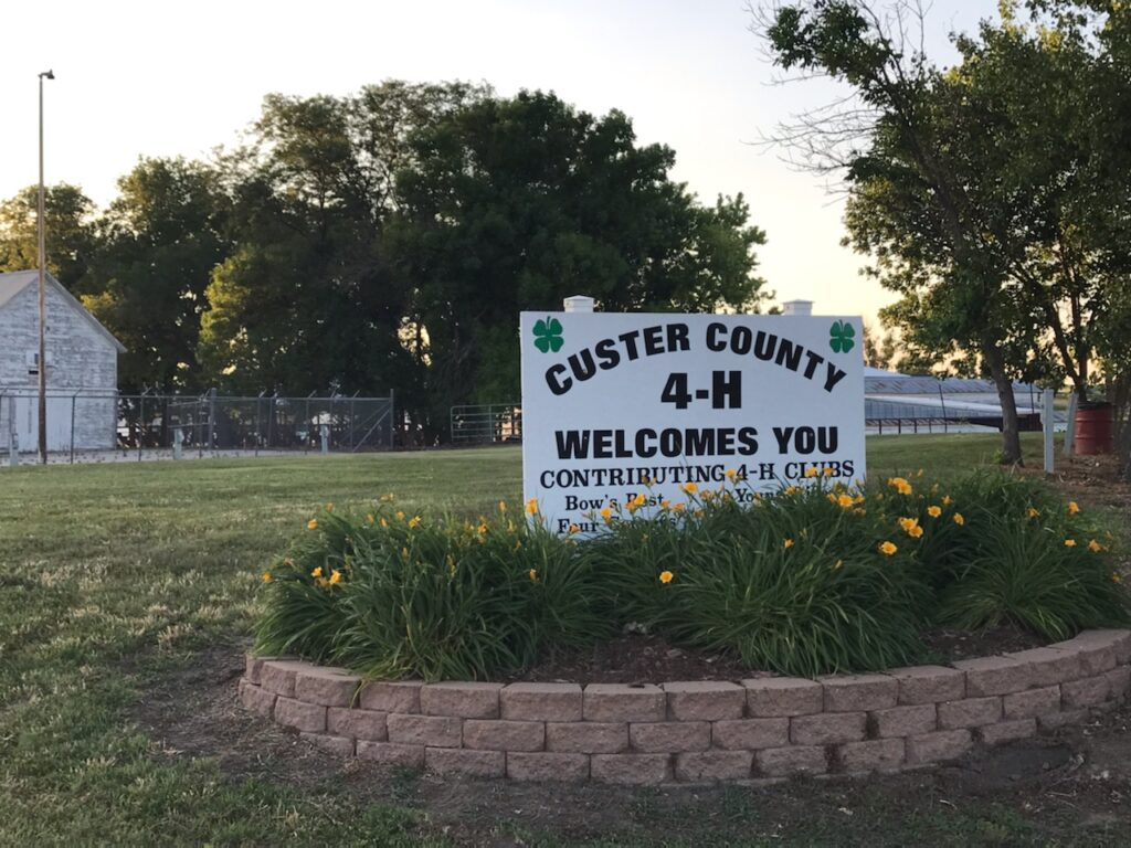 More Than 2,500 4-H Entries Submitted for the 2020 Custer County Fair