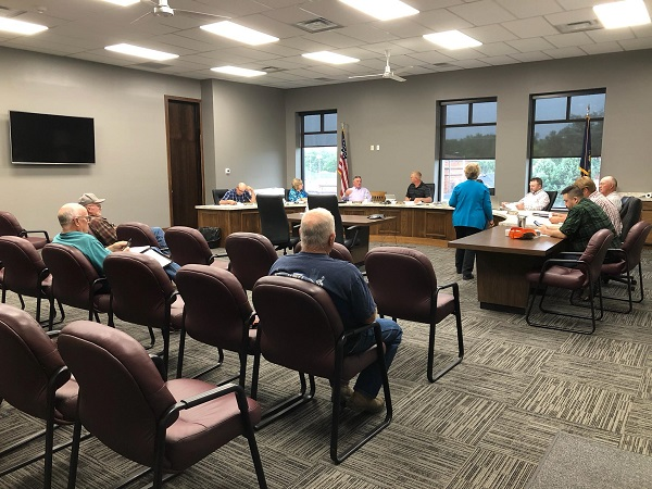 Supervisors Continued: Arnold Township Approved For Additional Disaster Loan At Supervisors Meeting