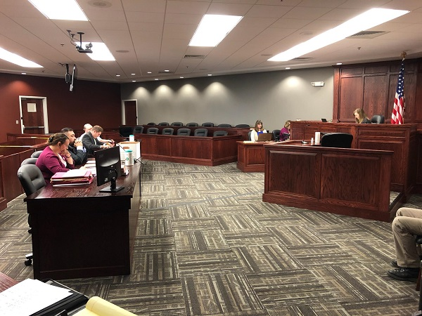 Broken Bow Man Sentenced To Prison For 3rd Degree Sexual Assault Of A Child