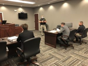 Former Broken Bow Mayor Jonathon Berghorst Sentenced In County Court