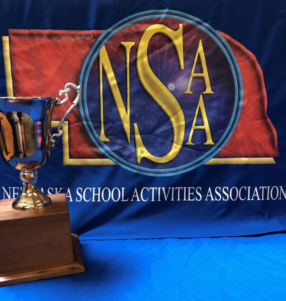 NSAA Cup Final Standings, Each School Awarded Five Participation Points During Canceled Spring Activities