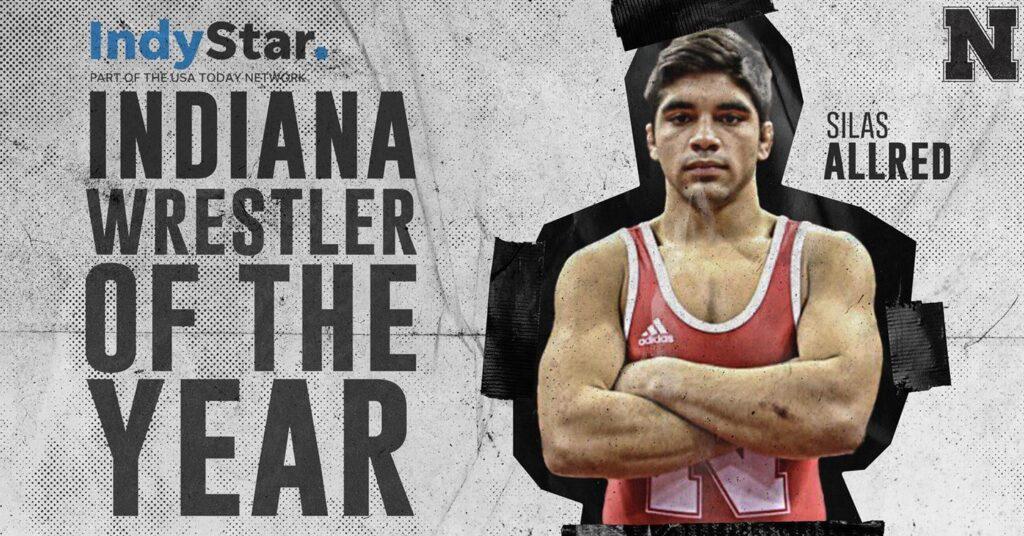 Incoming Nebraska Wrestler Named High School Wrestler of the Year in Indiana