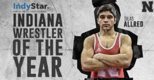 Incoming Nebraska Wrestler Named High School Wrestler of the Year in Indiana