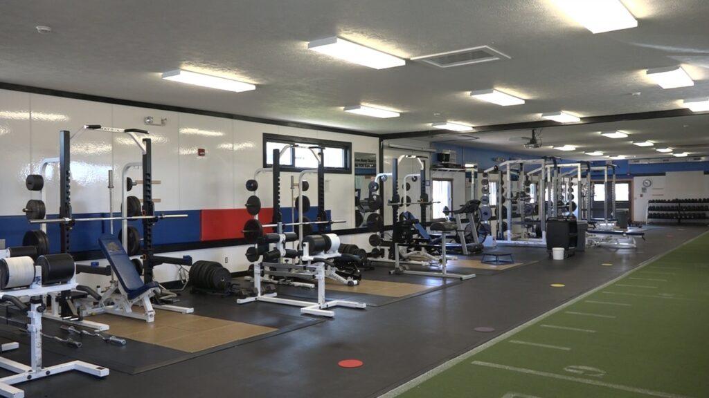 Wayne High School Opens Weight Room For Summer Training