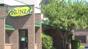 Runza Sues Texas Business