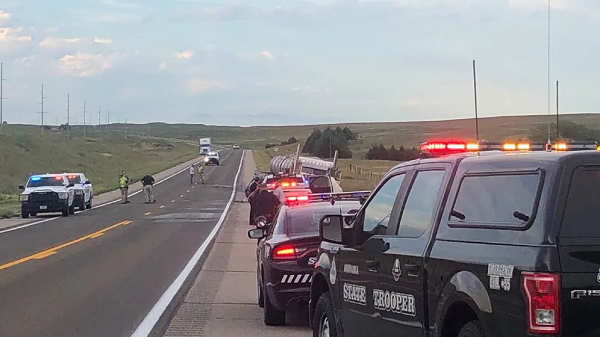 Two killed in crash on Highway 83 near North Platte