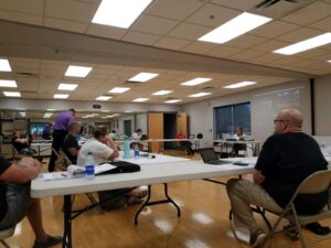 Activity Center Updates Showcased, Council Worked On Budget