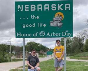 UNO Students And Wahoo Natives Wrapping Up Nebraska Tour; Central Nebraska Up Next