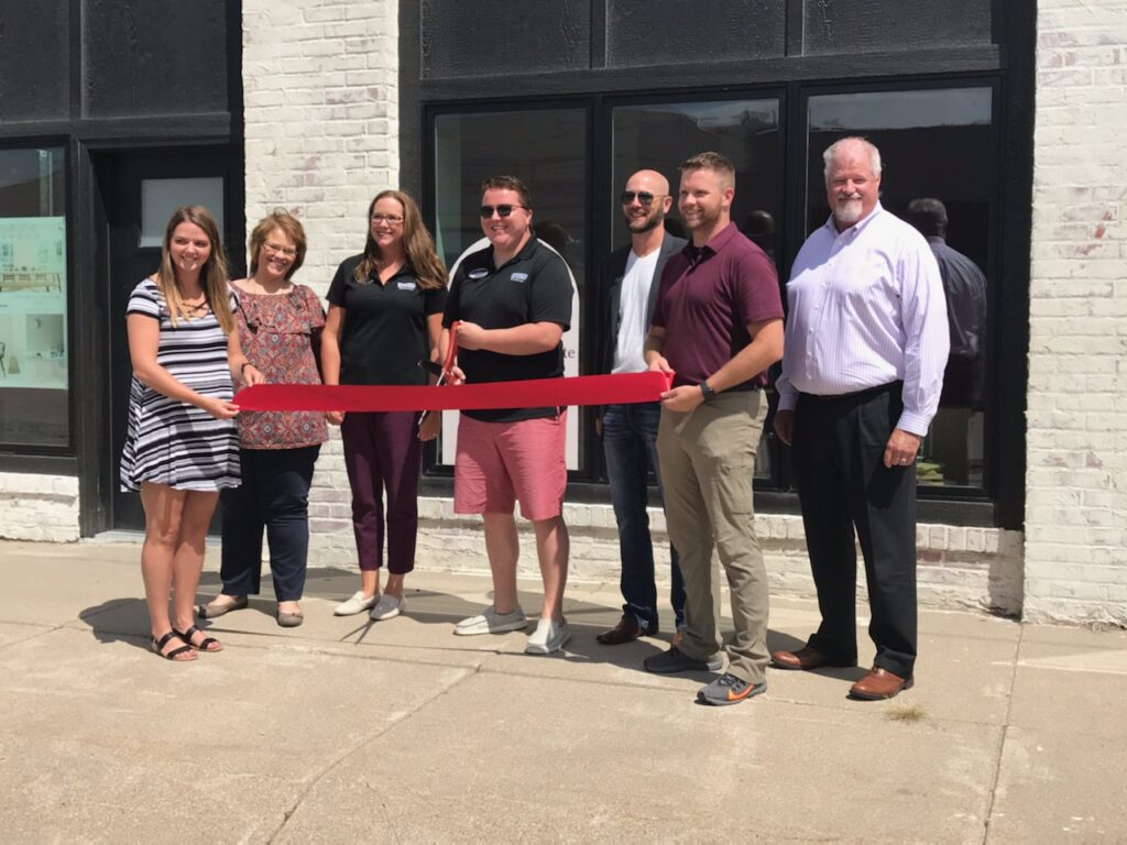 Berkshire Hathaway HomeServices Celebrates Ribbon Cutting in Ansley