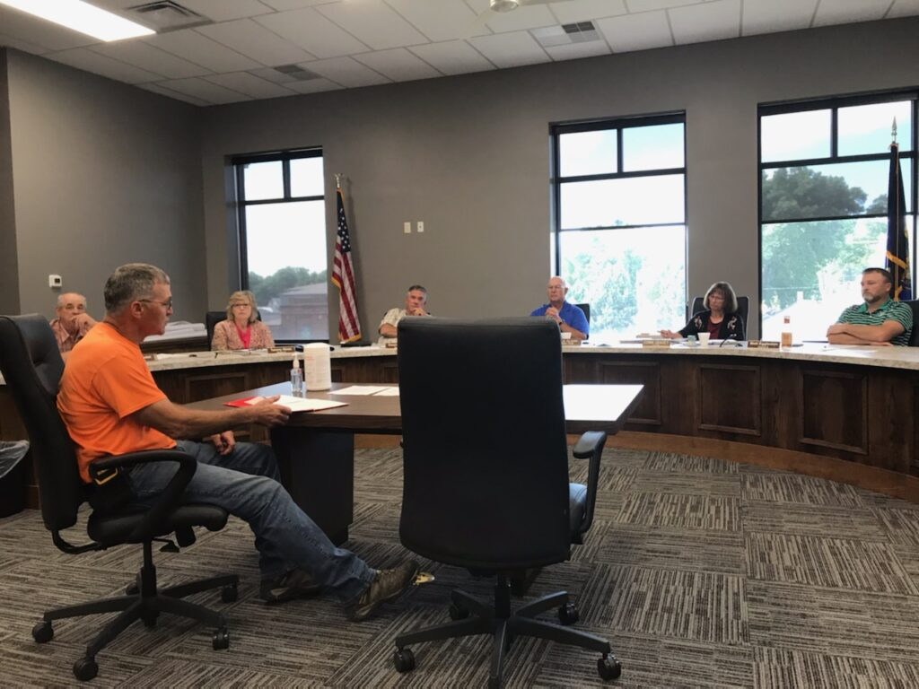 Supervisors Discuss Potential Options for Transporting Recycling Trailers
