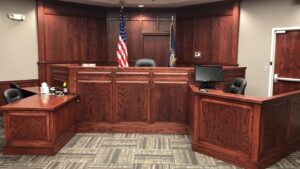 District Court: Murder Trial On Schedule For June; Problem Solving Court Termination