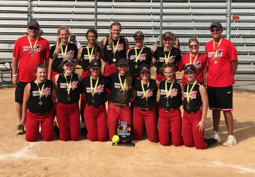Dirt Devil 16/18s Crowned Class C State Softball Tournament Champions