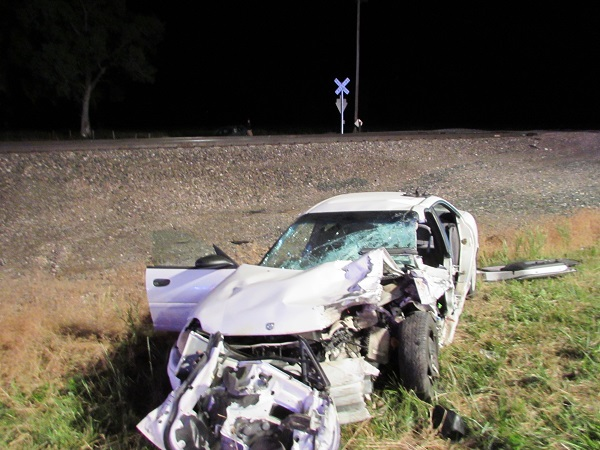 Alcohol Suspected To Be A Factor In Accident That Totaled Two Vehicles In June