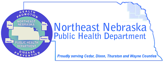 More COVID-19 Guidance Information Provided, Northeast Nebraska Public Health Department Sees Positivity Rate Go Up