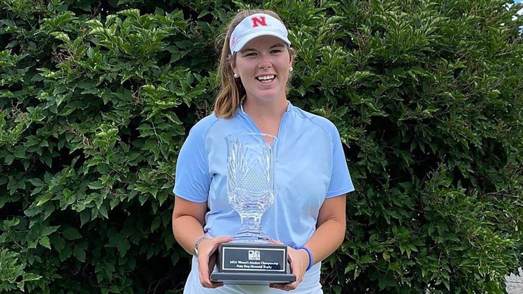 Nebraska's Smith Wins Minnesota Women's Amateur