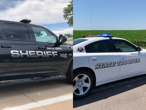NSP And CCSO K9s Team Up To Track Suspect Who Fled Traffic Stop Near Broken Bow