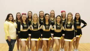 Kim Endicott To Guide WSC Cheer