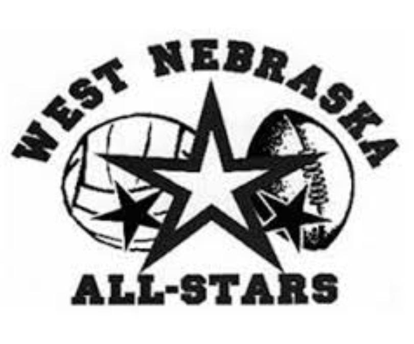West Team Wins West Nebraska All Star Volleyball Match