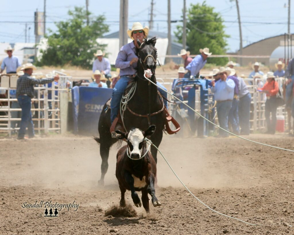 Buffalo Bill Rodeo Adds Breakaway Roping to the List of Events this Year