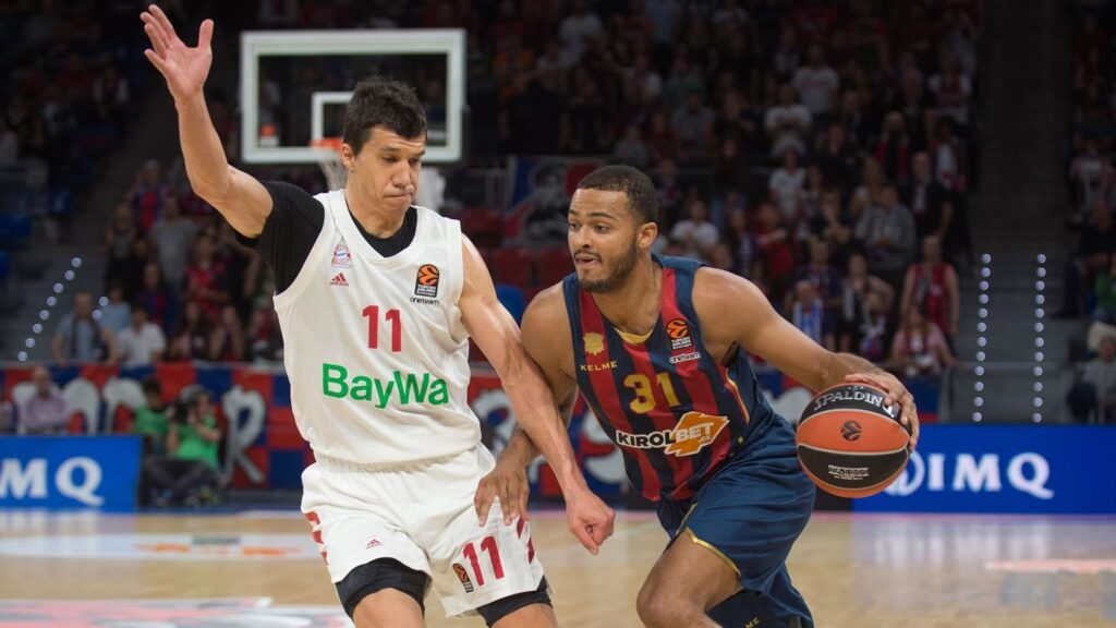 Former Husker Shields Helps Baskonia to Spanish League Title