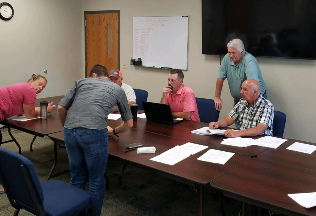 Commissioners Approve Tax Dollar Requests, Recess Budget Work Session Until August 11