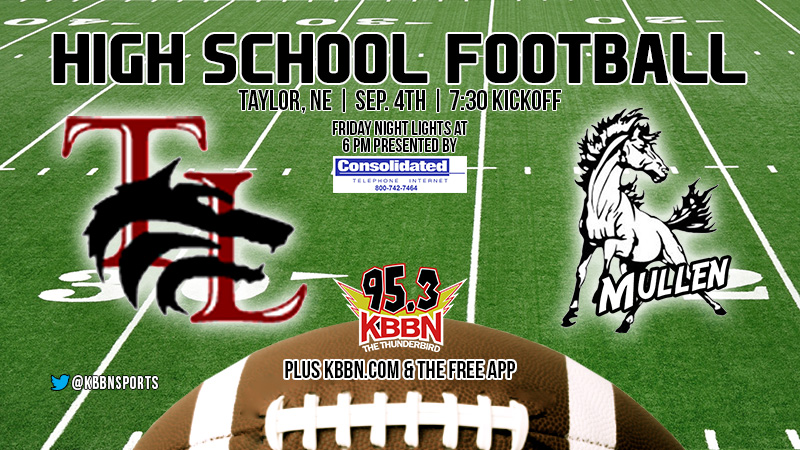 KBBN Area Game of the Week – Twin Loup vs Mullen