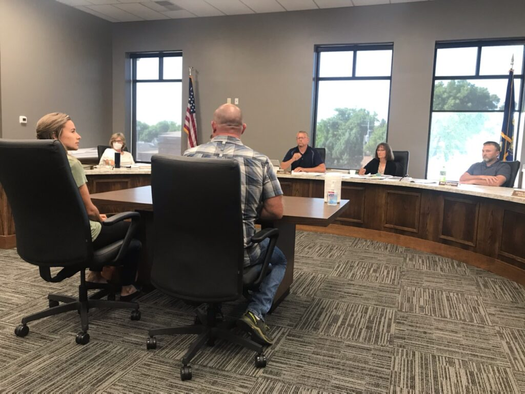 County Supervisors Approve Condtl. Use Permit for Communications Tower