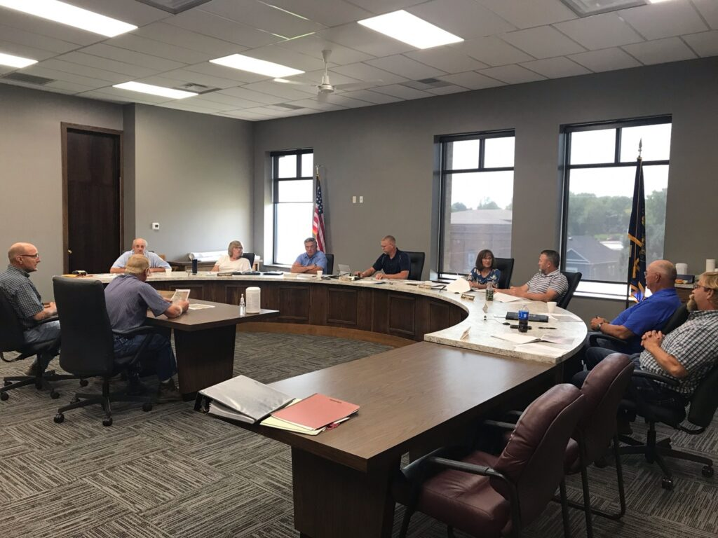 Several Roads Vacated, Budget Requests Discussed During County Supervisors Meeting