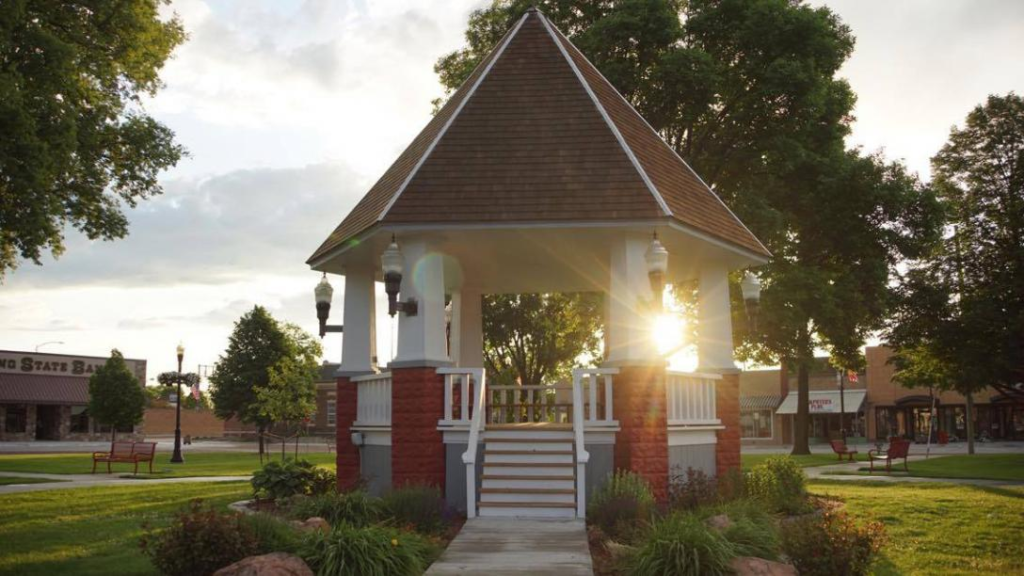 Broken Bow City Square Closed To Public For Wedding On Saturday, August 22