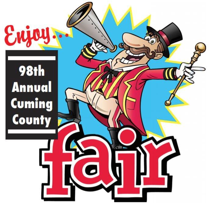 98th Annual Cuming County Fair