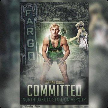 Broken Bow Senior Announces Commitment to North Dakota State Wrestling