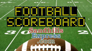 Football Scores - Broken Bow Upsets Cozad - Sandhills/Thedford Wins District Title Over Pleasanton