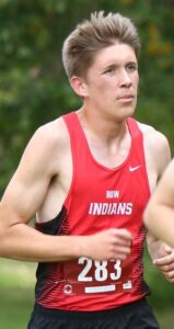 Martin Bailey of Broken Bow to Walk On for Dakota State University Cross Country Team