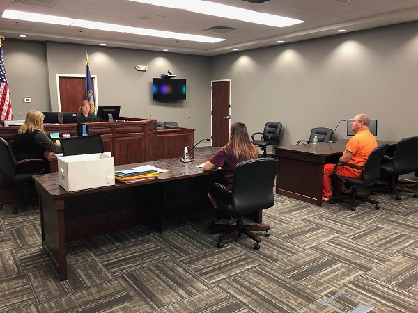 Man Accused Of Murder Makes Brief Appearance