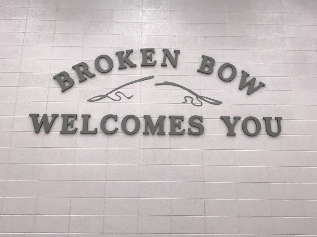 Brief Meeting Held by Broken Bow City Council
