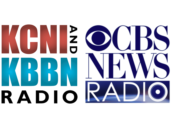 KCNI/KBBN To Partner With CBS News Radio For National News Starting September 1