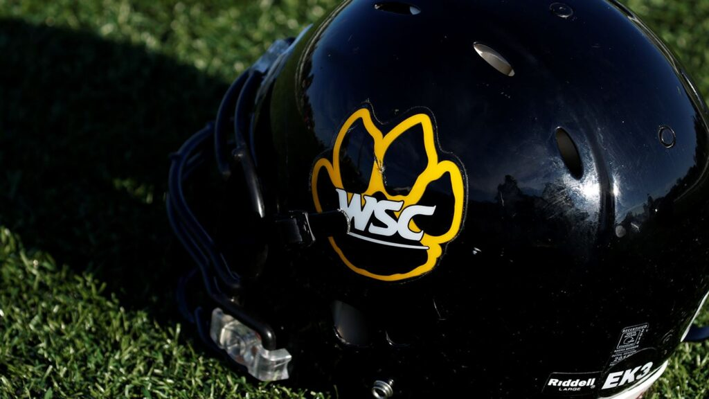 WSC Football Coaching Staff Evaluates Campers, First Permissible Practice To Begin September 2