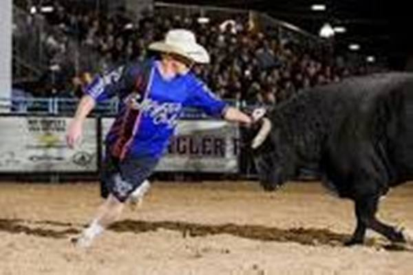 Local Bullfighter Ready for Buffalo Bill Rodeo This Week