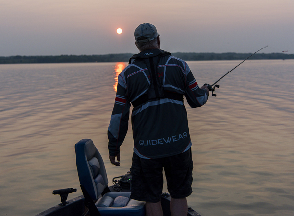 Sherman And Calamus Reservoirs Great Spots For Fishing White Bass And Wipers
