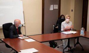 Gov. Ricketts, State Health Leaders Meet with Federal Coronavirus Response Coordinator Dr. Deborah Birx